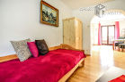 Spacious furnished apartment with balcony in Bonn-Castell