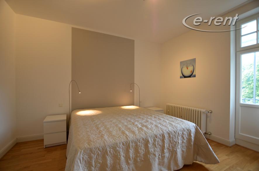 Hochwertig möblierte Wohnung im Villenviertel von Bonn-Bad Godesberg
