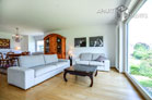 hochwertig möblierte Wohnung mit bestem Panoramablick in Bonn-Mehlem