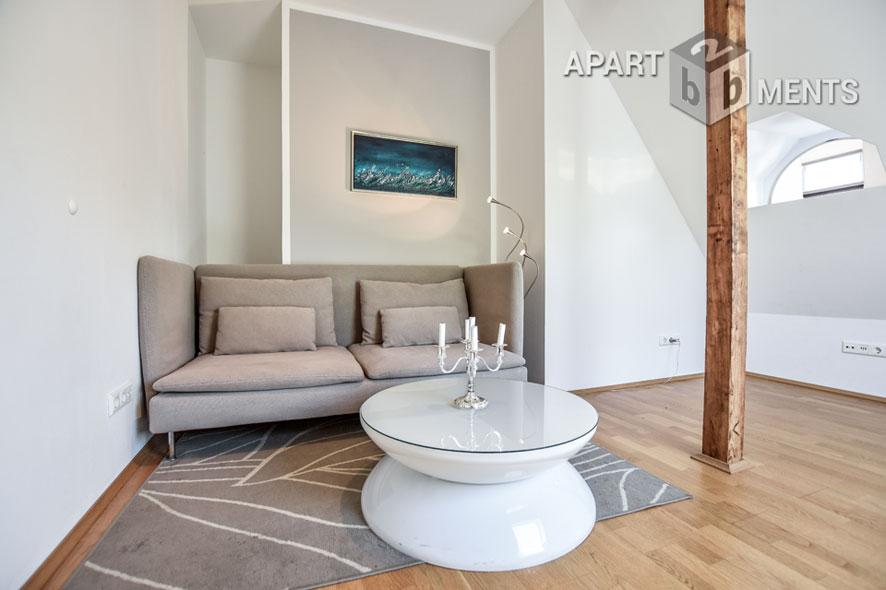 Hochwertig möblierte 2 Zimmerwohnung in Bonn-Bad Godesberg