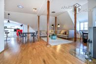 Modern möbliertes Loft-Apartment der Top-Kategorie in Bonn-Bad Godesberg