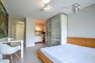 Modern möbliertes Apartment mit Balkon in Bonn-Hochkreuz