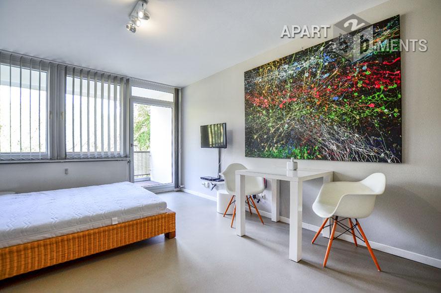 Appartement mit Balkon in günstiger Lage
