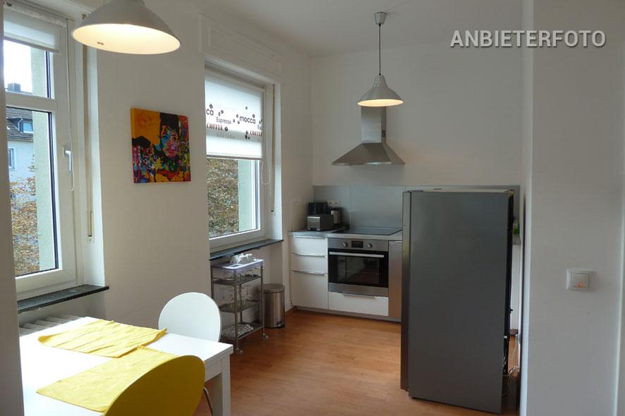 Charmant möblierte Altbauwohnung in bester Wohnlage in Bonn-Weststadt