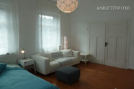 Charmingly furnished old building apartment in best residential area in Bonn-Weststadt