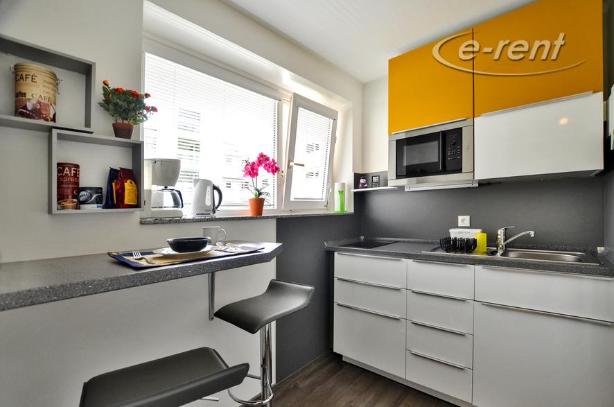 Modern möblierte Balkonwohnung in Bonn-Bad Godesberg-Muffendorf