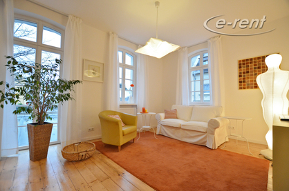Near Bonn: charming furnished apartment in an old building in Königswinter