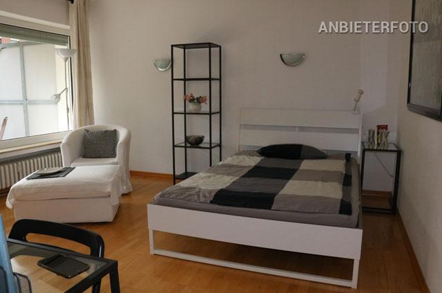 modern furnished balcony apartment in Bonn-Plittersdorf