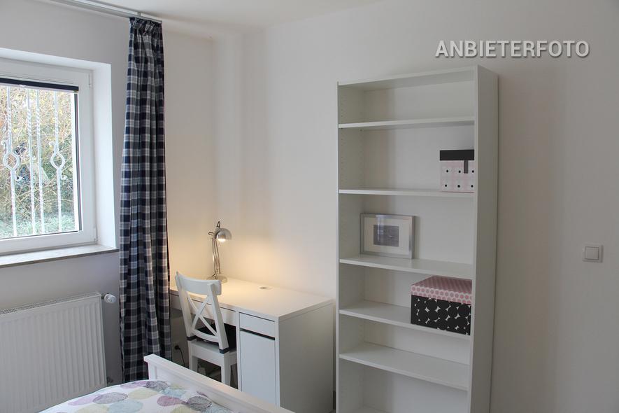 möblierte und helle Singlewohnung in guter Lage von Bonn-Dottendorf
