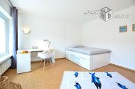 Möblierte Wohnung mit Sonnenbalkon in Bonn-Plittersdorf