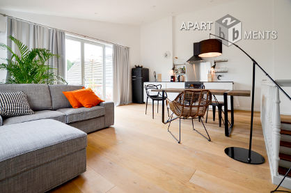 High-quality furnished detached house in Bonn-Poppelsdorf