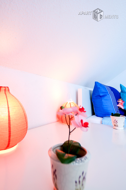 Möblierte und geräumige Wohnung  in Wachtberg-Niederbachem
