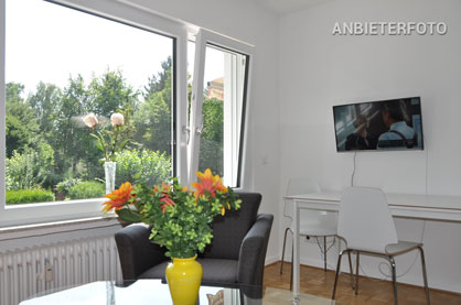 Chic furnished room in 4s apartment-sharing community in Bonn-Röttgen