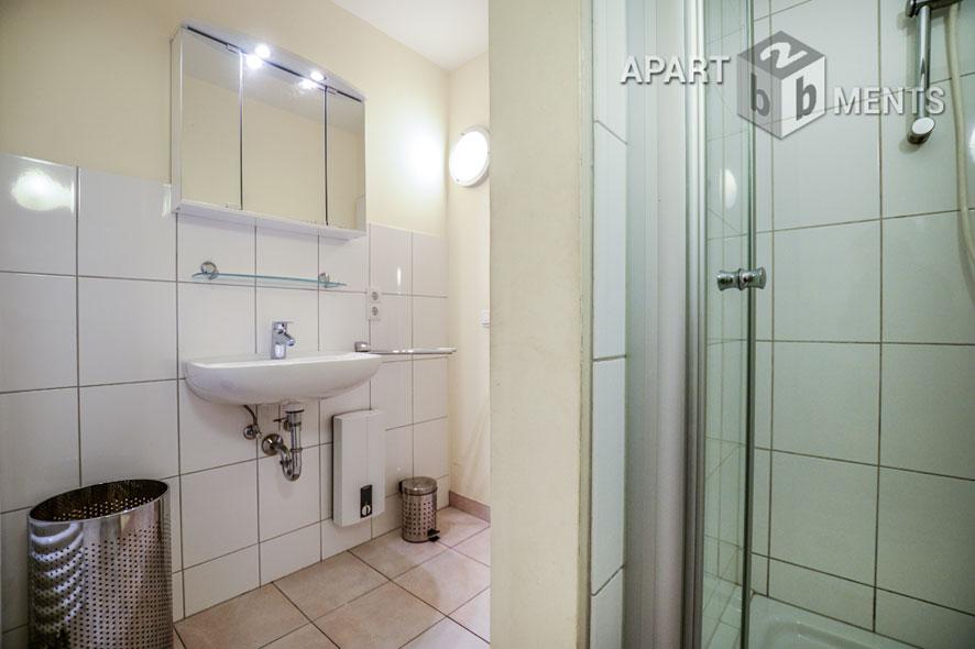Hochwertig möblierte Wohnung in ruhiger Wohnlage von Bonn-Muffendorf