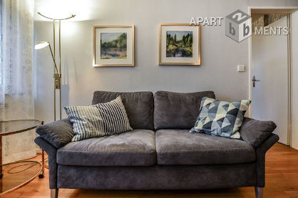High quality furnished apartment in quiet residential area of Bonn-Muffendorf