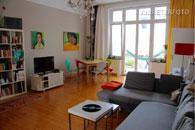Modern möblierte loftartige Wohnung in der Bonner Weststadt