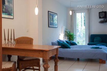 Furnished room in the heart of the south city of Bonn