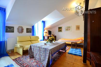 Furnished apartment in good location of Bonn-Alt-Godesberg