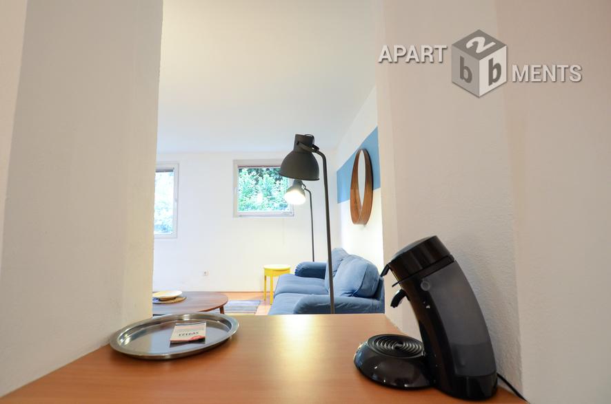 möblierte Businesswohnung der Top-Kategorie in Bonn-Südstadt