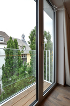 high quality furnished luxury studio apartment in Bonn-Centre