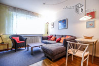 Furnished single apartment in a good residential area of Bonn-Pennenfeld