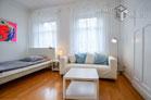 charmant möblierte Altbauwohnung in bester Wohnlage in Bonn-Poppelsdorf