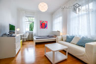 Charming furnished apartment in an old building in Bonn-Poppelsdorf