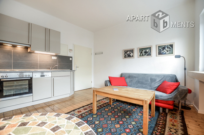 Modern furnished apartment in Bonn-Lengsdorf