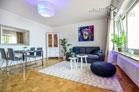 Furnished and spacious apartment in Bonn-Hochkreuz near Plittersdorf