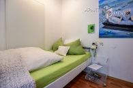 Modern furnished mini apartment in Bonn-Castell