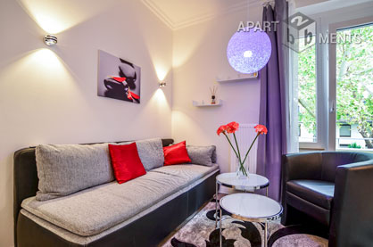 2 Zimmerapartment mit Balkon in einer schönen Jugendstilvilla