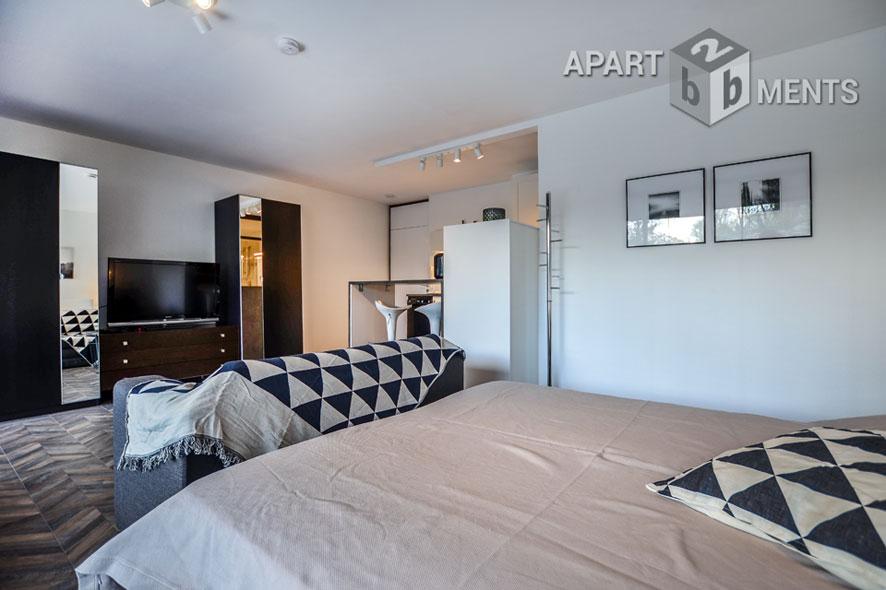 Modern möbliertes Apartment in ruhiger Wohnlage in Bonn Plittersdorf