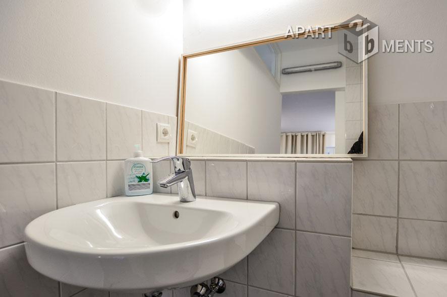 Möbliertes Apartment mit Terrassennutzung in Bonn-Dottendorf