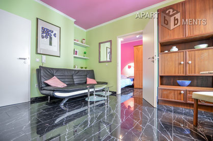 Modern möbliertes und helles Apartment in Bonn-Endenich
