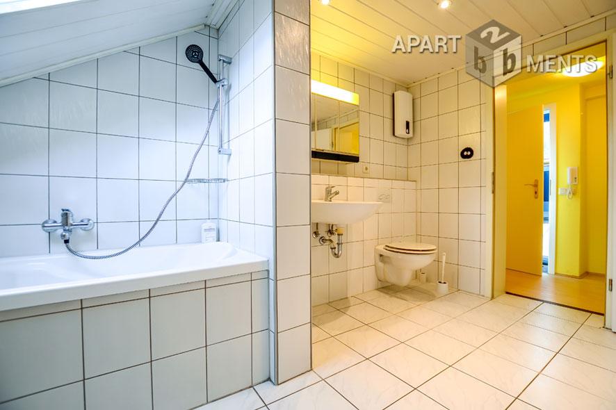 helle, möblierte Wohnung in Bonn-Endenich