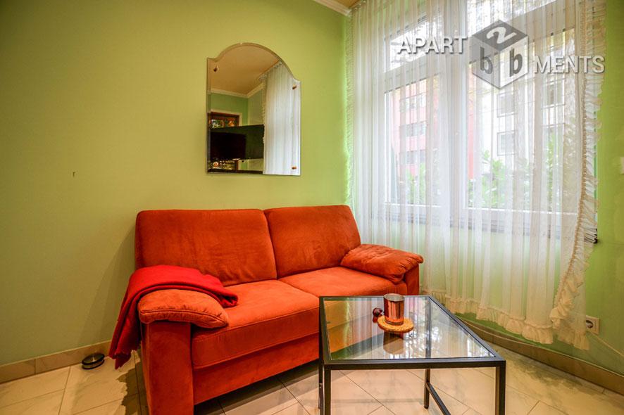 möblierte und helle Wohnung in Bonn-Nordstadt