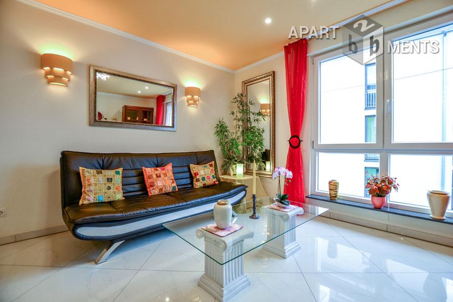 möbliertes und helles Apartment in Bonn-Endenich