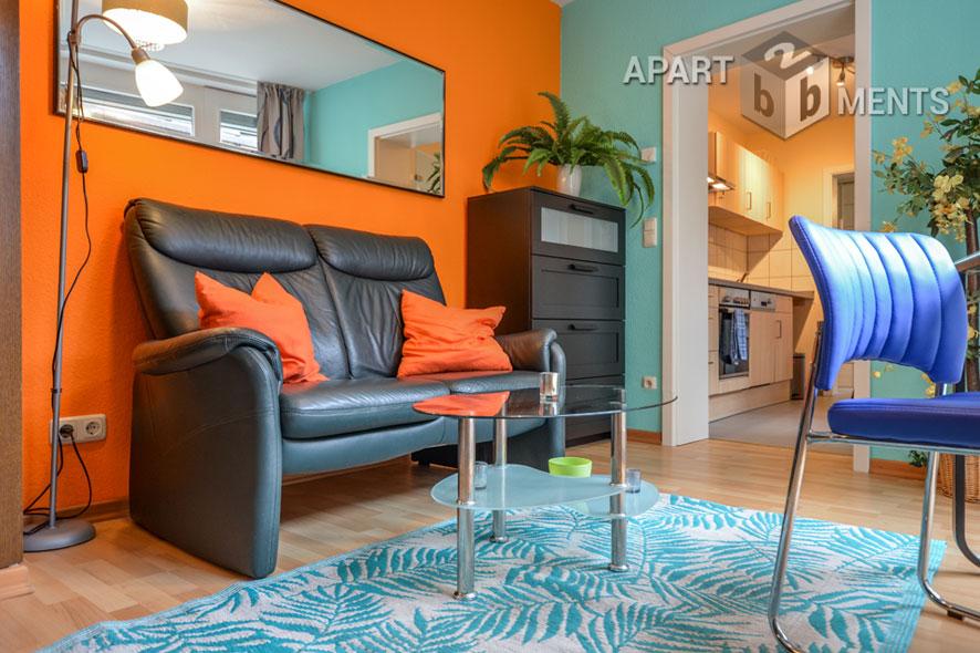 möblierte Wohnung in Bonn-Endenich