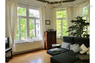 Furnished and spacious apartment in the south of Bonn