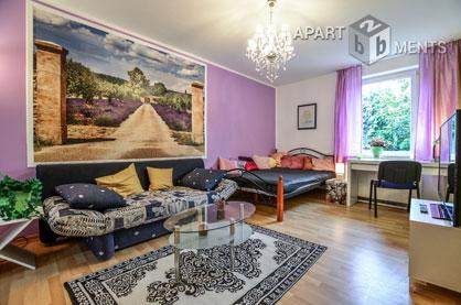 Möblierte und helle Wohnung in Bonn-Endenich