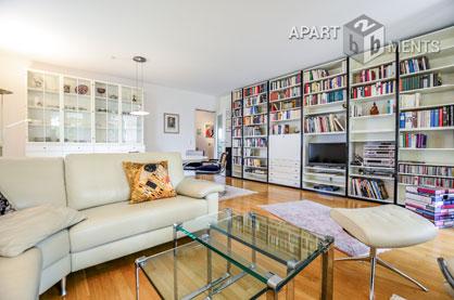 Möblierte und geräumige Wohnung in Bonn-Plittersdorf