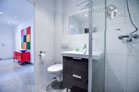Modern möblierte und geräumige Wohnung mit Balkon in Bonn-Friesdorf