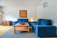 Modern furnished project apartment in Bonn-Bad Godesberg-Friesdorf