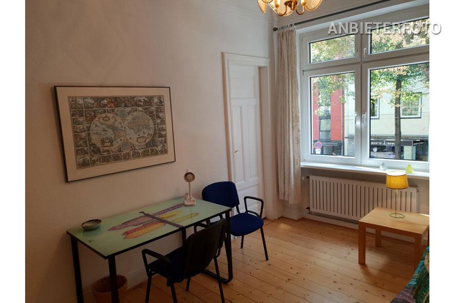 Möblierte und geräumige Wohnung in Bonn-Nordstadt