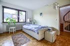möbliertes Einfamilienhaus mit großem Garten in Bonn-Plittersdorf