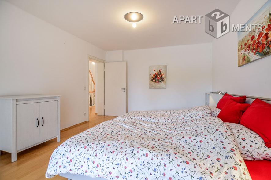 möbliertes Einfamilienhaus in mediterranem Stil in Bonn-Beuel-Süd