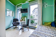 Furnished and bright apartment in Bonn-Nordstadt