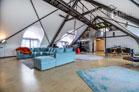 Möblierte Penthousewohnung mit Turm auf der Rosenburg in Bonn-Kessenich