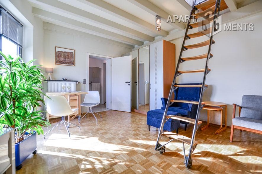 Furnished maisonette in Bonn-Beuel-Mitte