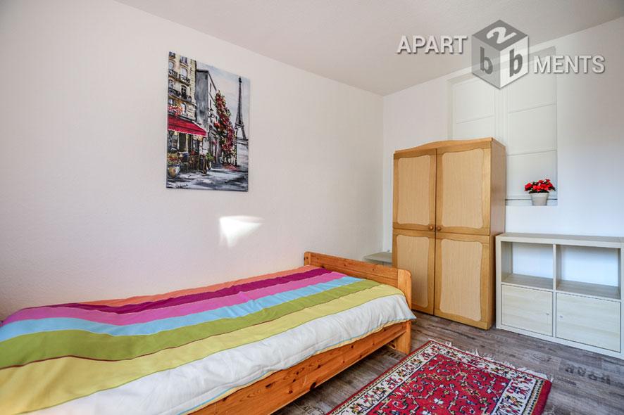 Möblierte und geräumige Wohnung in Bonn-Endenich